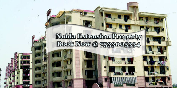 noida extension property future
