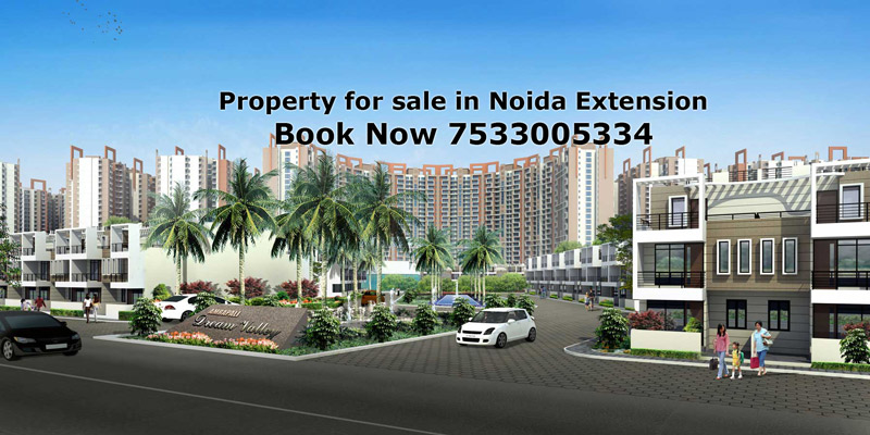 residential property in noida extension