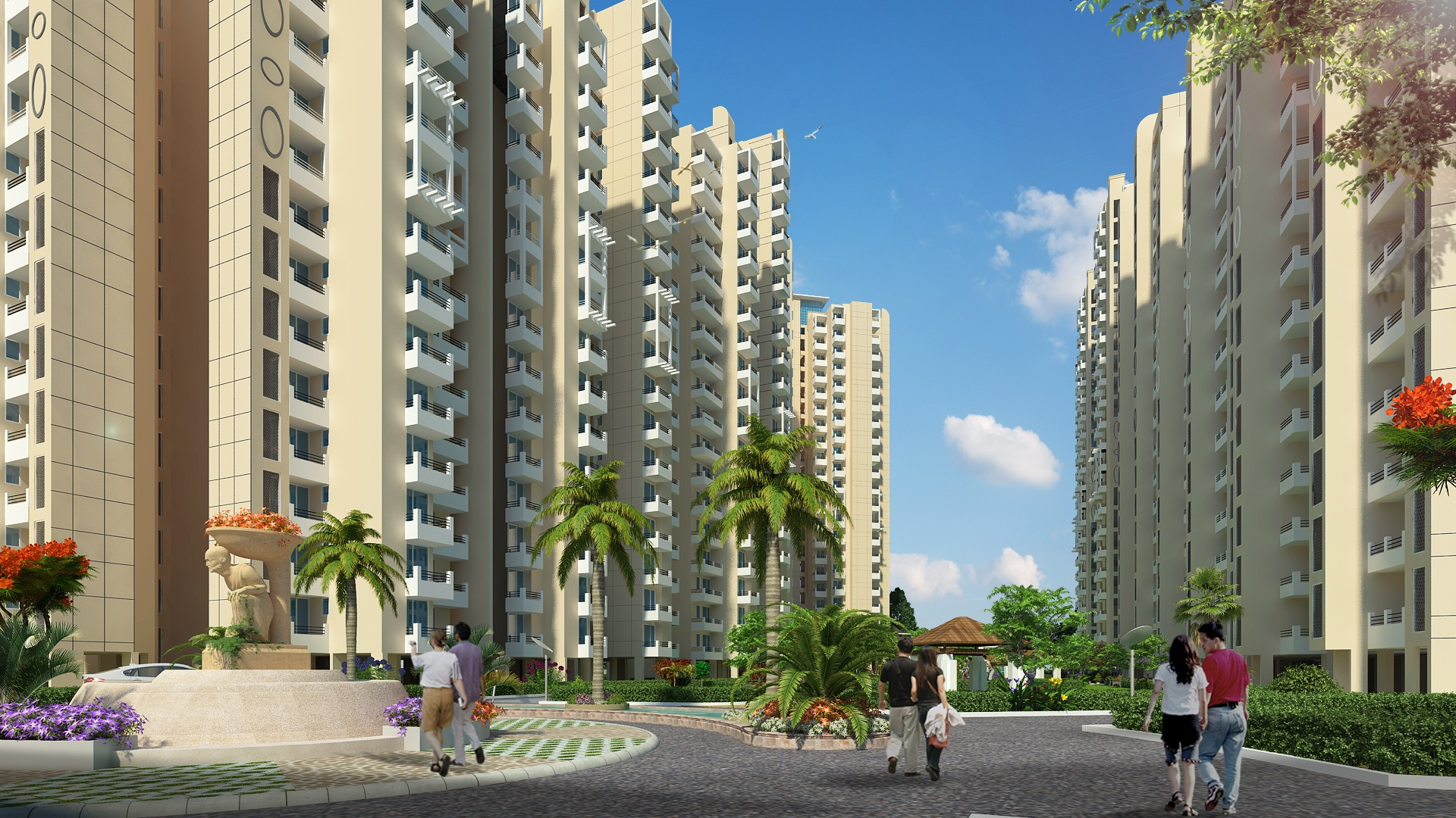 property appreciation in noida extension